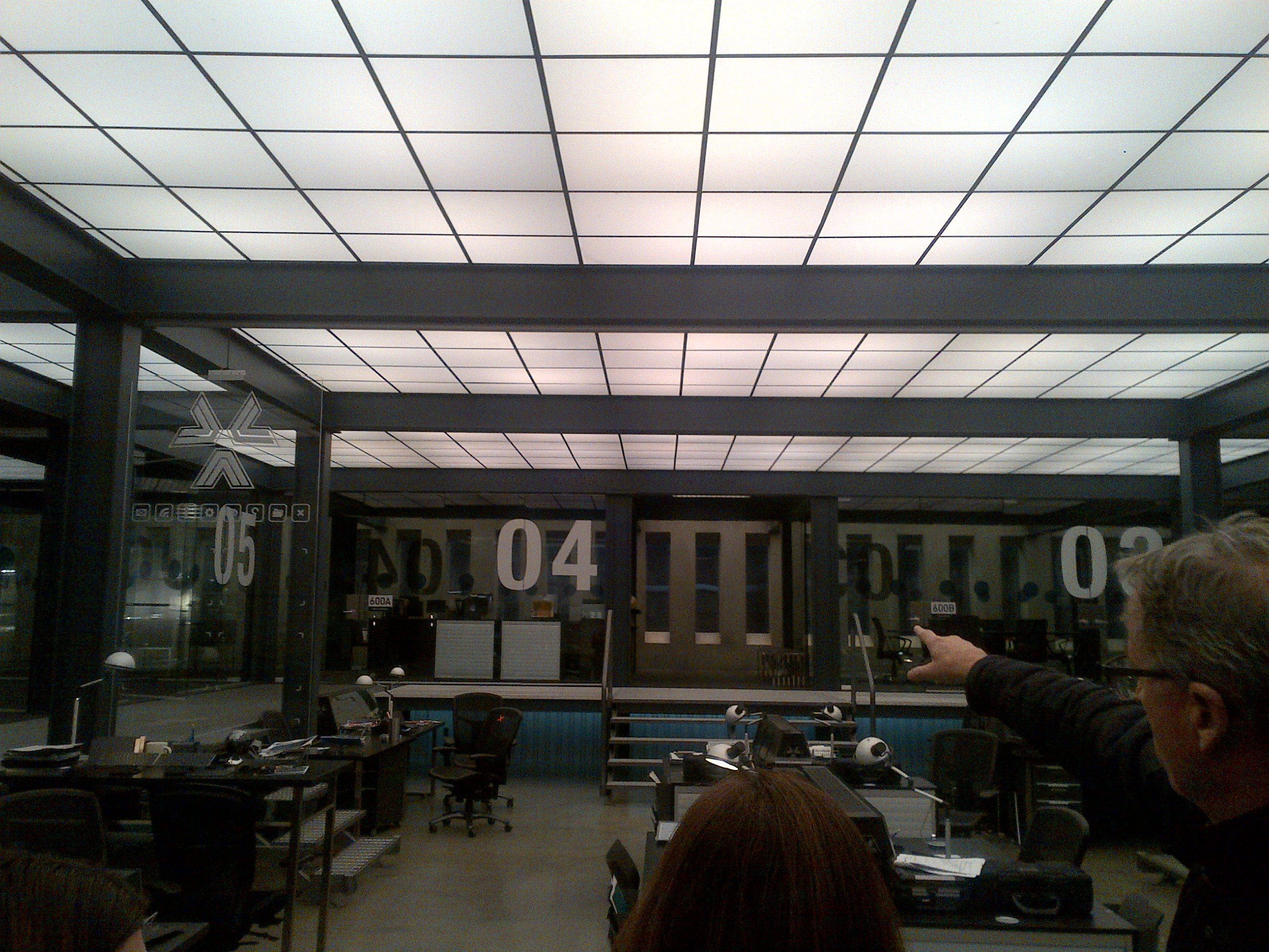 On the set of ALMOST HUMAN