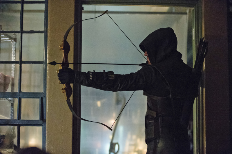 ARROW: 'Unfinished Business'
