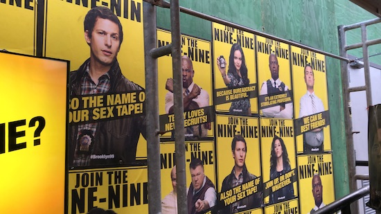 BROOKLYN NINE-NINE ACTIVATION