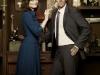 BONES: Emily Deschanel and David Boreanaz return in the season seven premiere of BONES airing Thursday, Nov. 3 (9:00-10:00 ET/PT) on FOX.  ©2011 Fox Broadcasting Co. Cr: Brian Bowen Smith/FOX