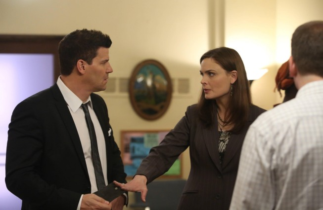 BONES: 'The Survivor in the Soap'
