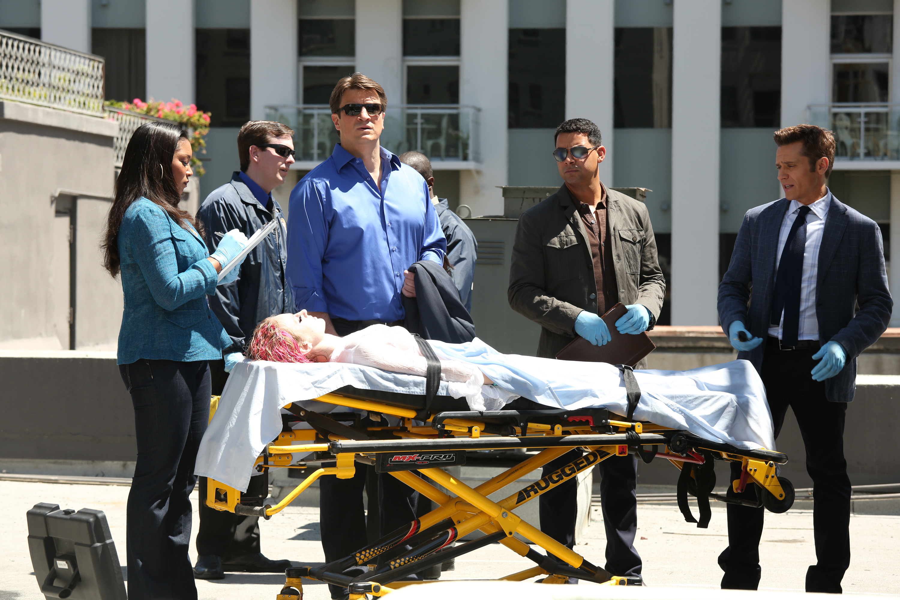 CASTLE Season Finale: 'Watershed'
