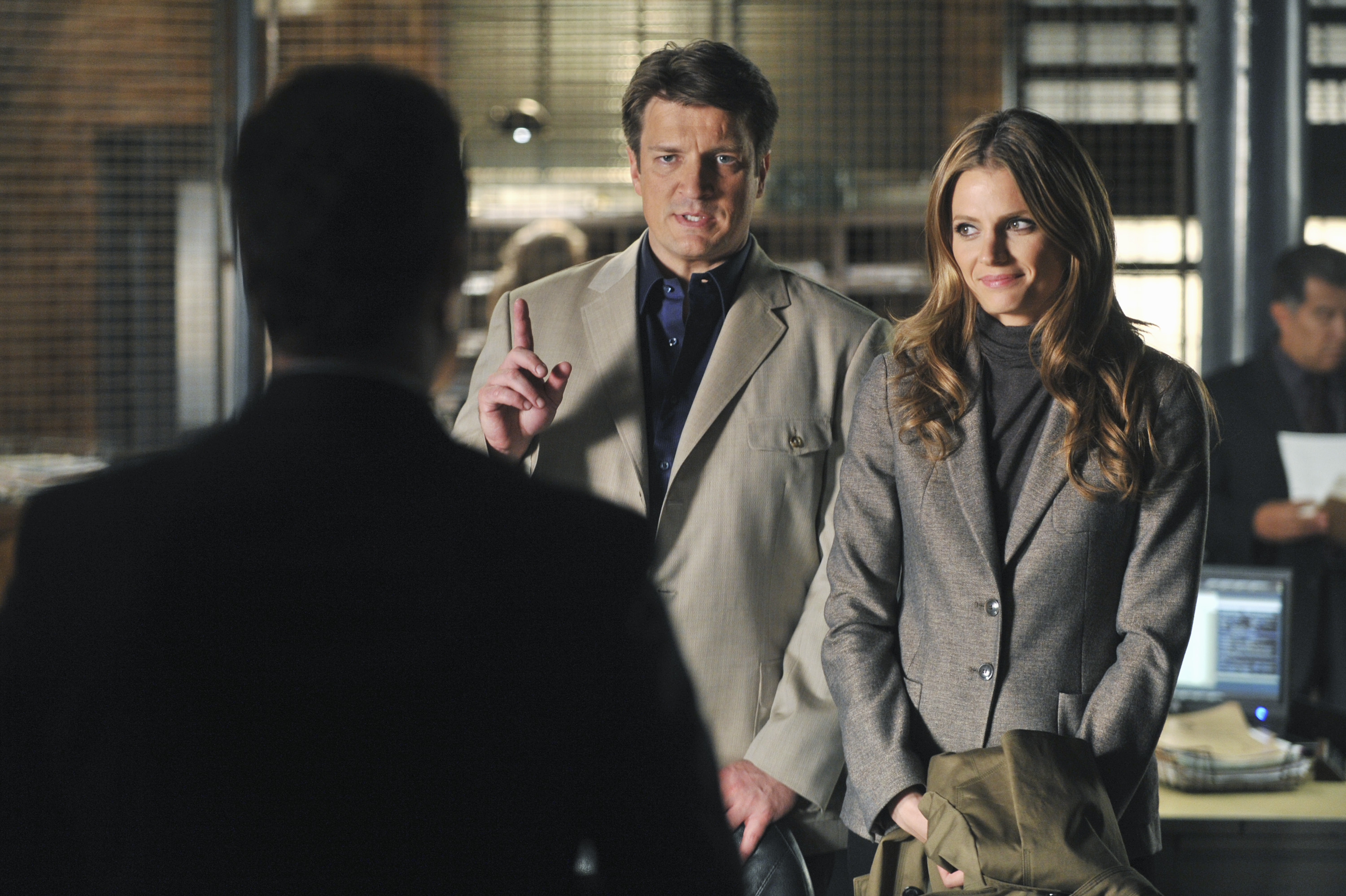 CASTLE: 'The Human Factor'