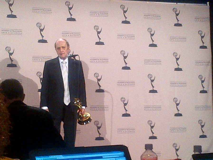 Bob Newhart (Outstanding Guest Actor In A Comedy Series, THE BIG BANG THEORY)