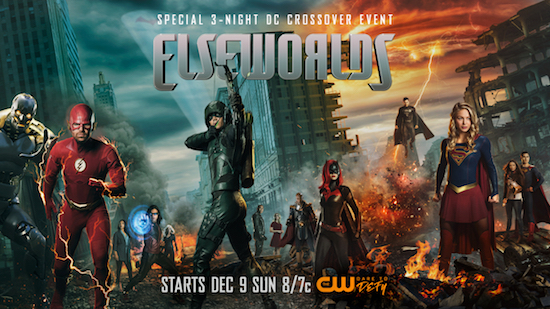 Elseworlds Crossover