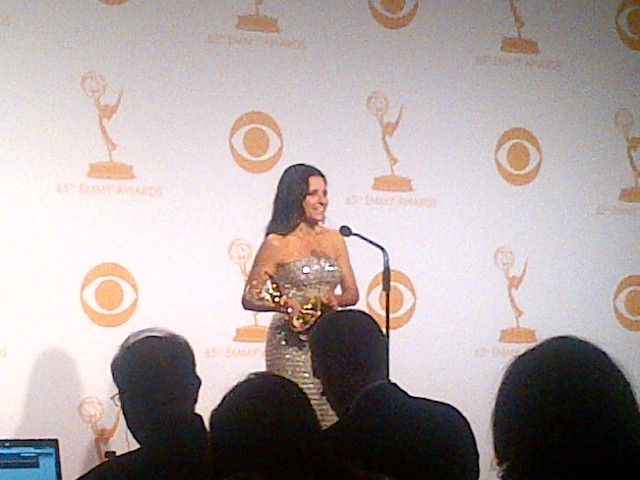 Julia Louis-Dreyfus (Outstanding Lead Actress In A Comedy Series)
