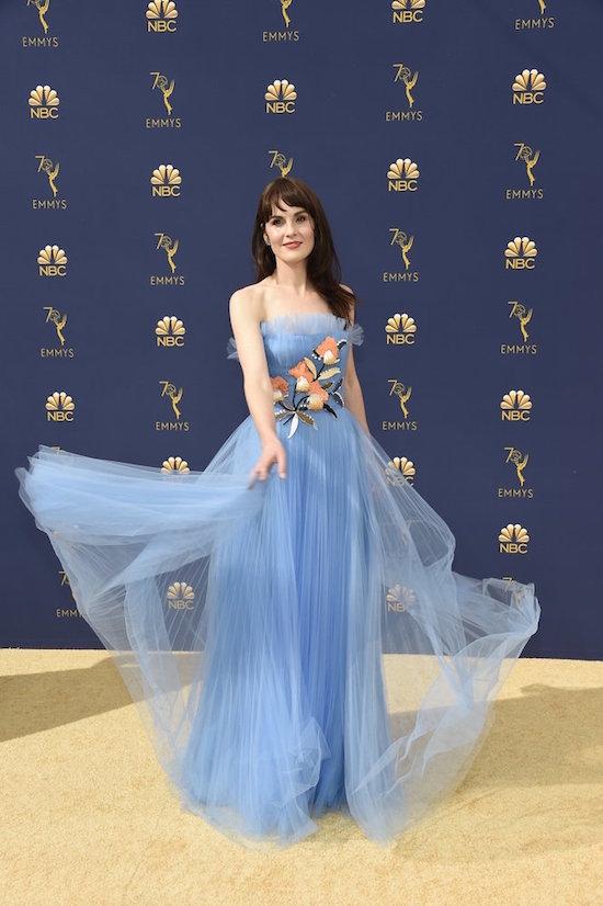 2018 Emmys Red Carpet
