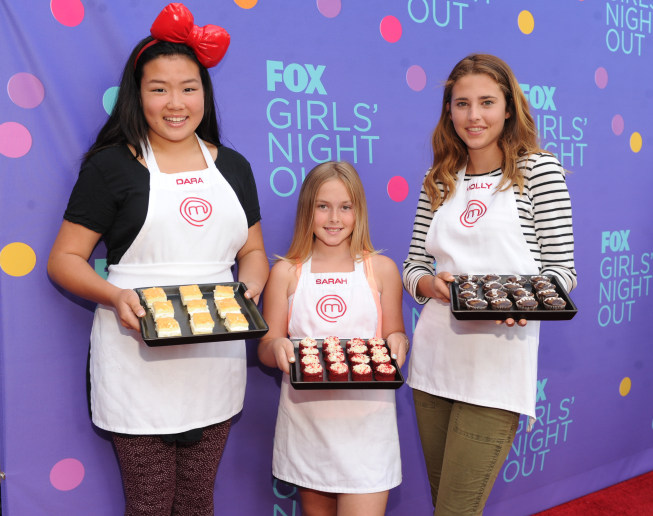 FOX'S GIRLS NIGHT OUT
