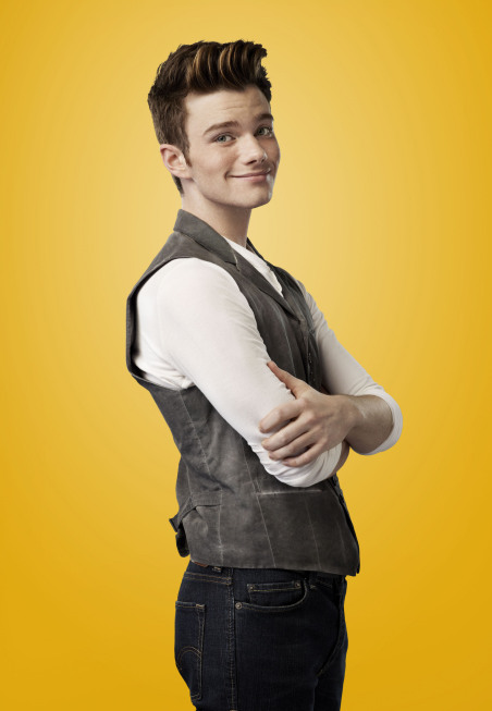 GLEE: Chris Colfer as Kurt