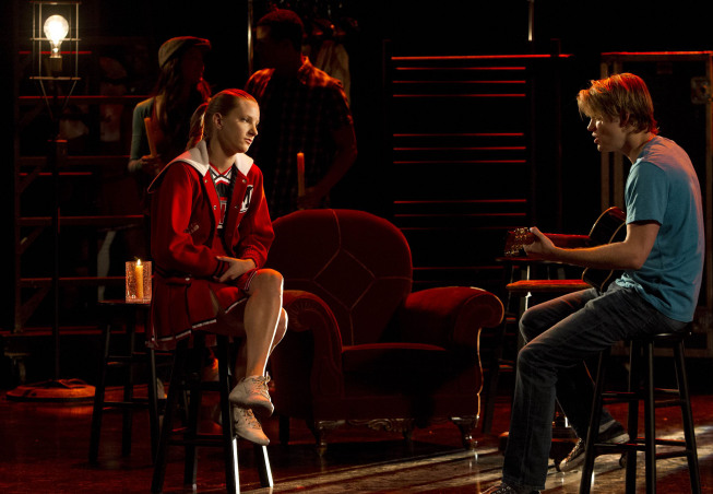 GLEE: 'Shooting Star'