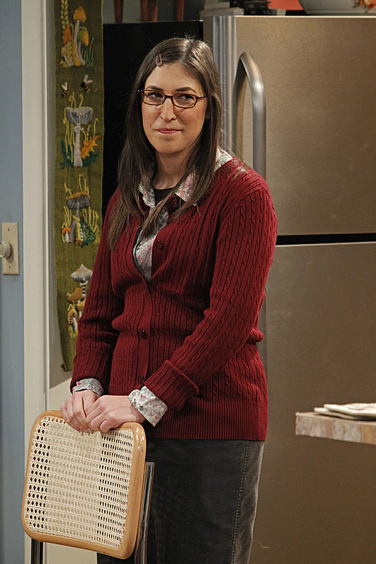 Mayim Bialik (The Big Bang Theory)