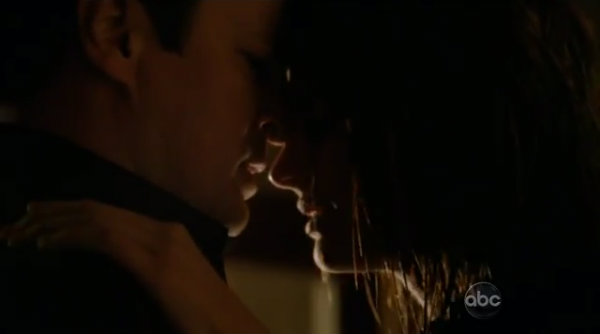 Castle and Beckett sleep together (CASTLE)