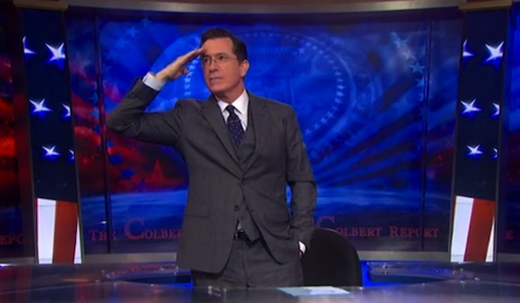 14. The Colbert Report: 'Grimmy'