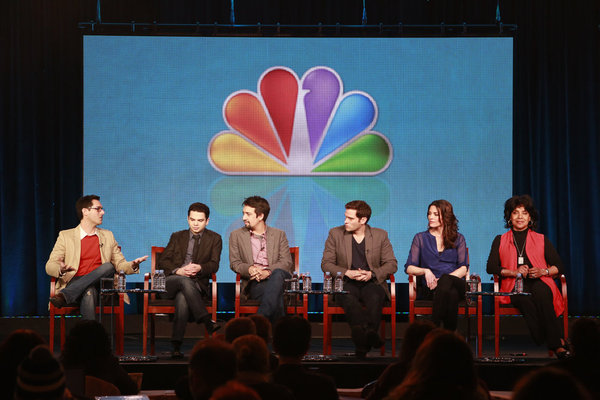 NBC Press Tour