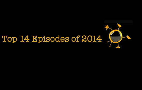 Sarah's Top 14 Episodes of 2014