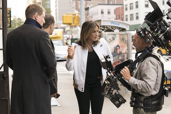 Behind the Scenes of LAW & ORDER: SPECIAL VICTIMS UNIT
