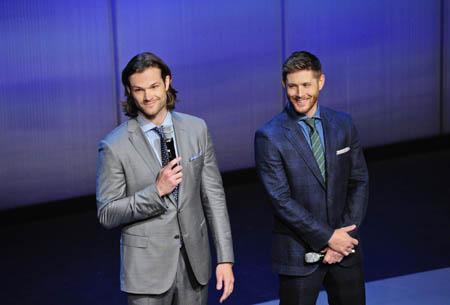 THE CW UPFRONTS 2014