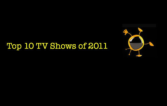 Top 10 TV Shows of 2011