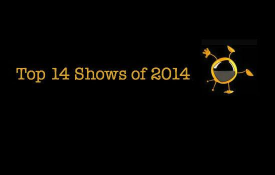 Marisa's Top 14 Shows of 2014