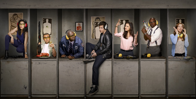 #12: BROOKLYN NINE-NINE