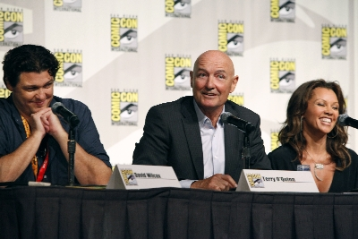 666 PARK AVENUE at Comic-Con