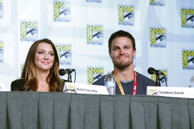 ARROW at Comic-Con