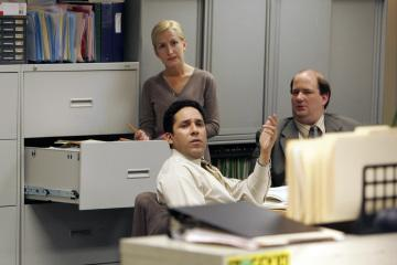 The Office: Accounting Staff