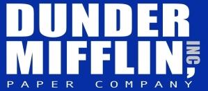 The Office: Dunder Mifflin Logo