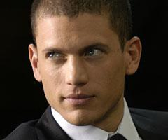 Wentworth Miller of Prison Break