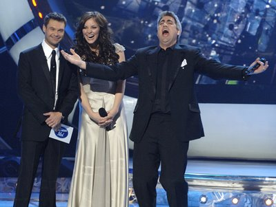 Your next American Idol is TAYLOR HICKS!