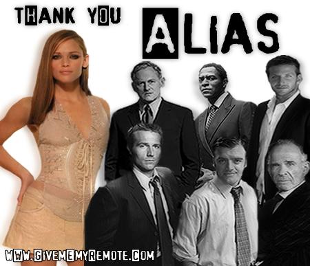 Alias Season Finale