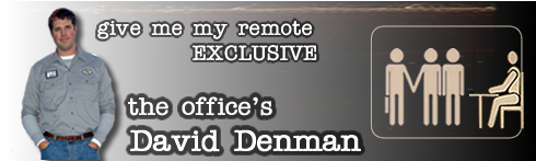 David Denman, The Office's Roy: GMMR Exclusive Interview