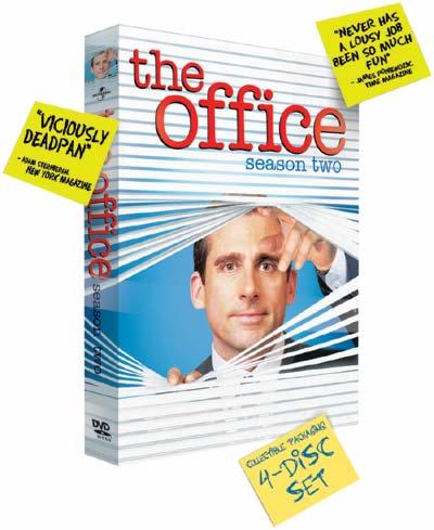 weeds season 6 dvd cover. The Office Season 2 DVD