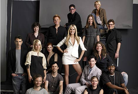 Project Runway Season 3 Cast