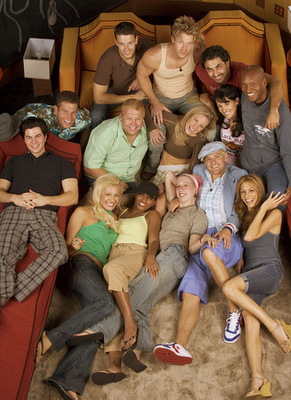 Big Brother All Star Houseguests