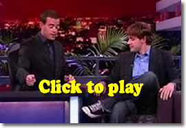 John Krasinski on Carson Daly (Watch)