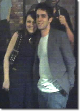 BJ Novak and Fan