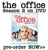 The Office Season 2 on DVD