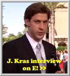 John Krasinski, Red Carpet Interview