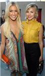 Kristen Bell and Kristin Cavallari at the Teen Choice Awards