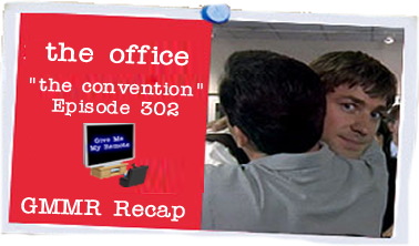 The Office, The Convention Recap