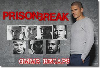 Prison Break Recap