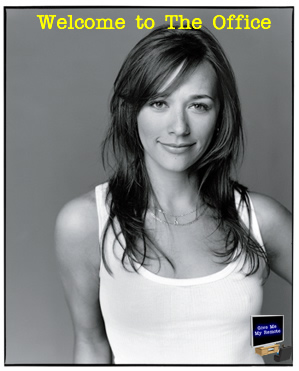 Rashida Jones of The Office