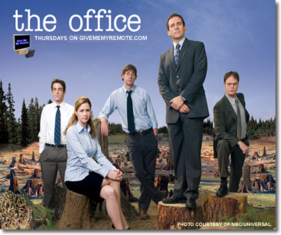 The Office Thursdays on GiveMeMyRemote.com