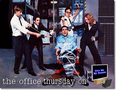 The Office Thursdays on Give Me My Remote