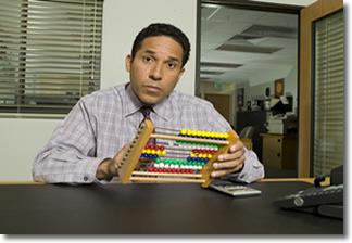 Oscar Martinez as Oscar Nunez on The Office