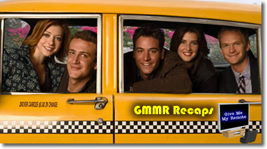 How I Met Your Mother Recap
