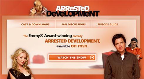 Arrested Development - Watch Online TODAY