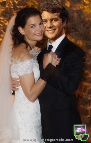 Joey Potter and Pacey Witter Get Married