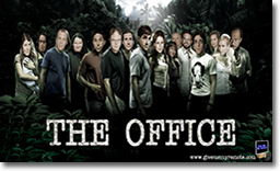 Cast of The Office on Lost